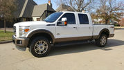 2015 Ford F-250 King Ranch